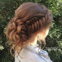 Elegant Brunette Hairstyles Ideas For Lovely Women40
