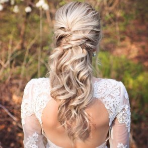 Elegant Wedding Hairstyle Ideas For Brides To Try11