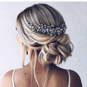 Elegant Wedding Hairstyle Ideas For Brides To Try29