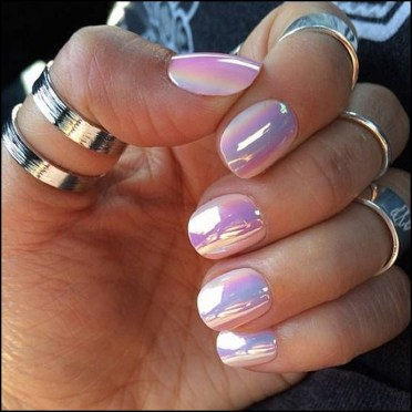 Fashionable Pink And White Nails Designs Ideas You Wish To Try13