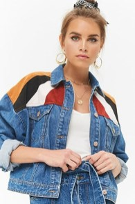 Flawless Outfit Ideas How To Wear Denim Jacket29
