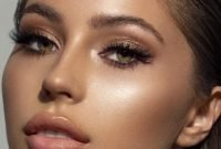 Magnificient Makeup Ideas For Beginner To Try This Year41