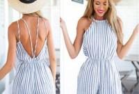 Newest Summer Beach Outfits Ideas For Women 201933