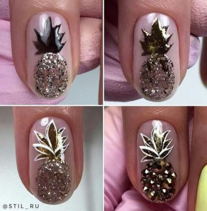Outstanding Nail Art Tutorials Ideas That Youll Love01