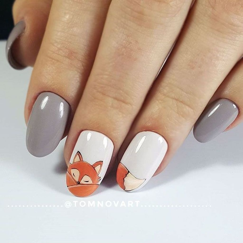 Outstanding Nail Art Tutorials Ideas That Youll Love10