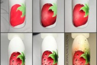 Outstanding Nail Art Tutorials Ideas That Youll Love23