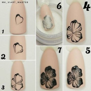Outstanding Nail Art Tutorials Ideas That Youll Love38