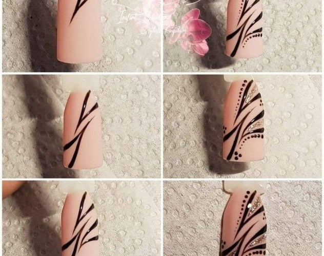 Outstanding Nail Art Tutorials Ideas That Youll Love45