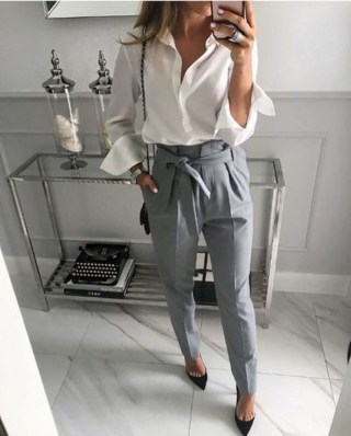 Pretty Work Outfits Ideas To Achieve A Career In 201908