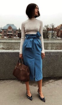 Pretty Work Outfits Ideas To Achieve A Career In 201923
