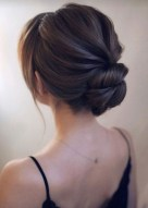 Unique Bun Hairstyles Ideas That Youll Love17