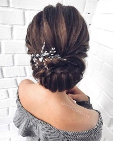 Unique Bun Hairstyles Ideas That Youll Love35