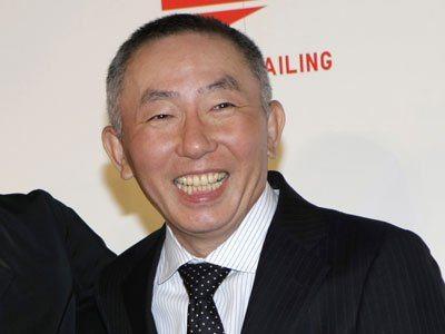 #9 Tadashi Yanai