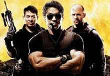 the Expendables cia agent
