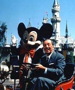 Walt Disney Famous