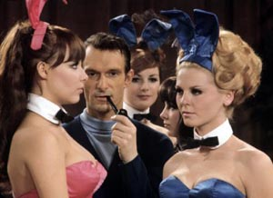 Hugh Hefner Playboy Bunnies