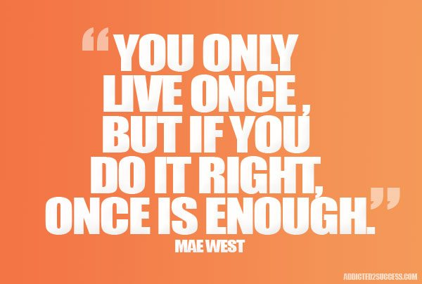 Mae-West-Self-Development-Picture-Quote