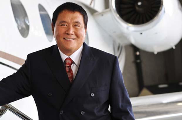 Robert Kiyosaki Quotes Wealth