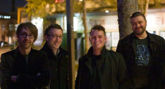 League Of Geeks Directors: Tyshan Carey, Blake Mizzi, Trent Kusters and Jacek Tuschewski