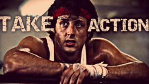 Rocky Take Action