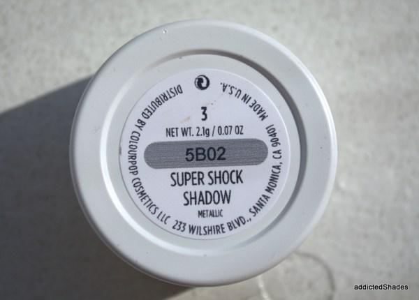 Colour Pop Eyeshadow 3