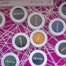 Colour Pop Eyeshadow