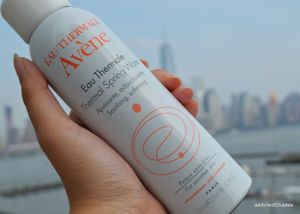 Currently Favorite Avene Thermal Spring Water