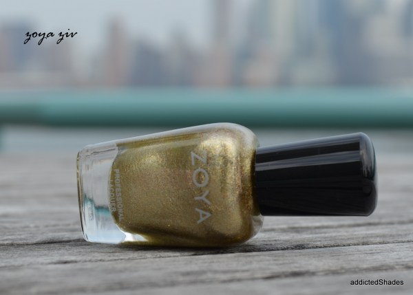 Zoya Ziv by Zoya Nail Polish