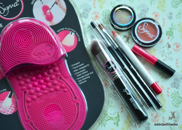 Welcome Kit by Sigma Beauty