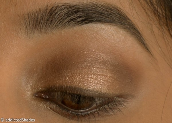 Neutral Makeup Look for Valentine's Day