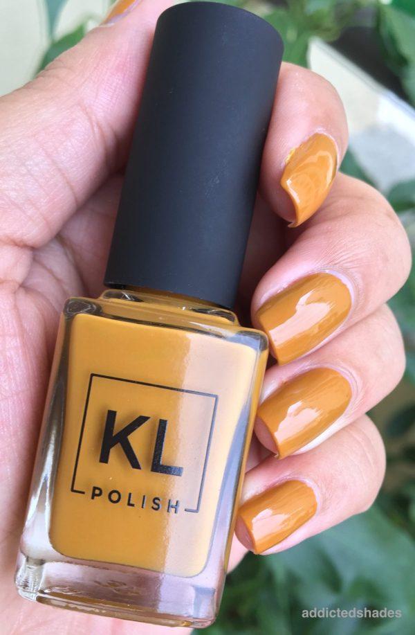 KL Polish Caramello