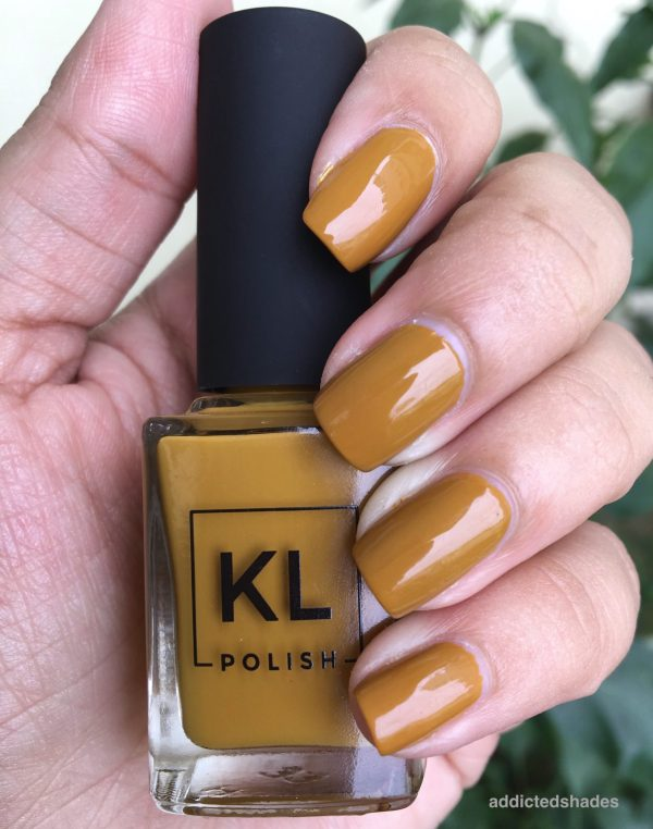 KL Polish Caramello