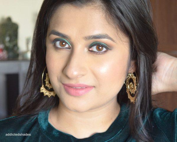 Navratri Look 1
