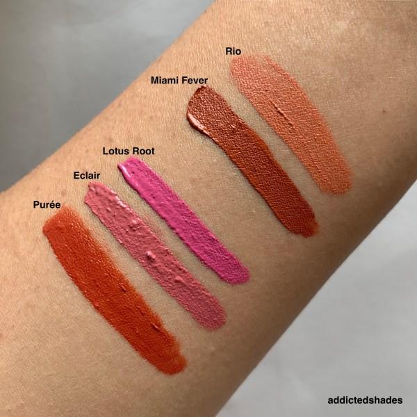 Ofra Cosmetics Long Lasting Liquid Lipstick in Miami Fever, Rio