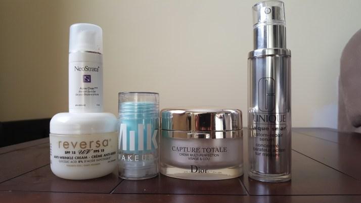 Dior Skincare routine Capture Totale