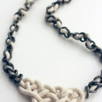 HIGH ON DIY |  Ketting van touw & Keltische knopen