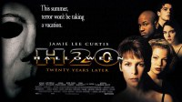 halloween h20 posters