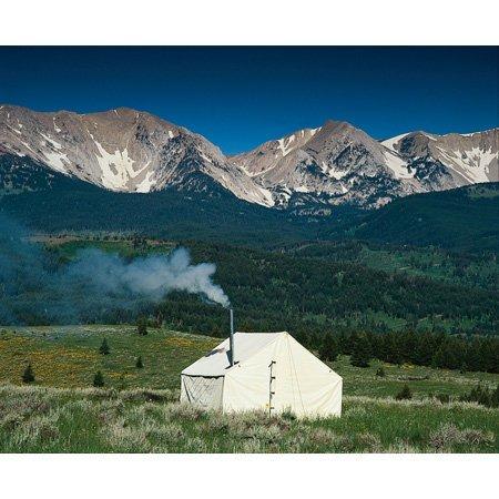 Montana Canvas 10-Oz. Wall Tent