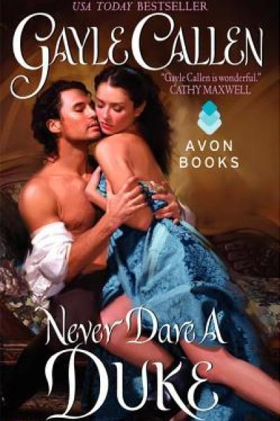 Book Review-Never Dare A Duke