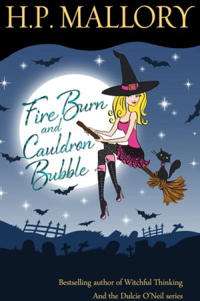 Book Review-Fire Burn and Cauldron Bubble