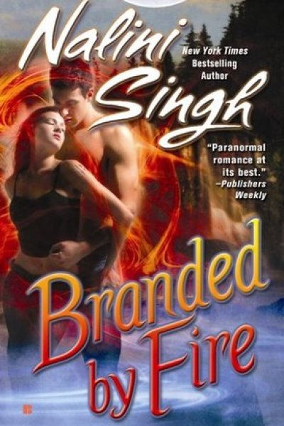 Book Review-Branded By Fire