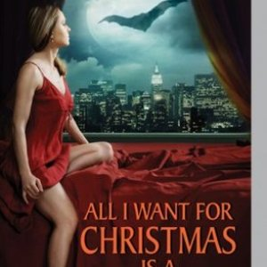 Book Review-All I Want For Christmas Is A Vampire