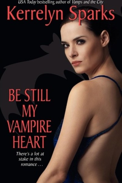 Book Review-Be Still My Vampire Heart