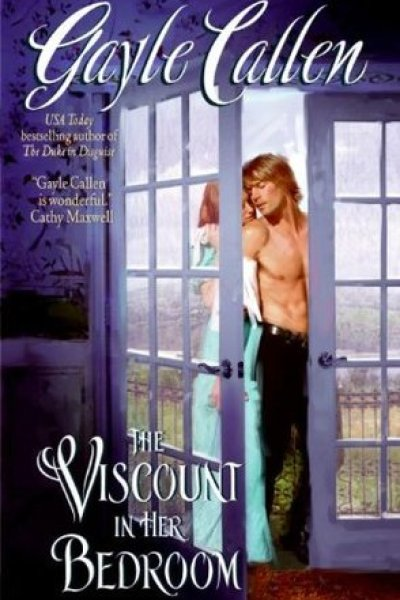 Book Review-The Viscount In Her Bedroom