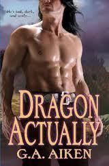 Dragon Actually (Dragon Kin, #1)