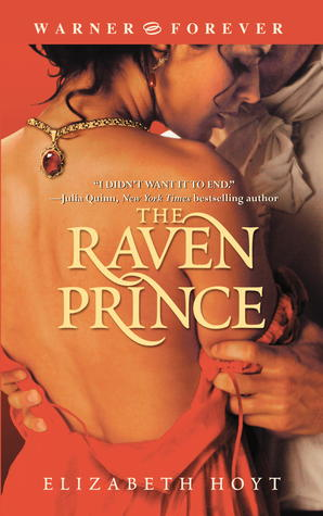 Book Review-The Raven Prince