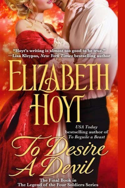 Book Review-To Desire A Devil