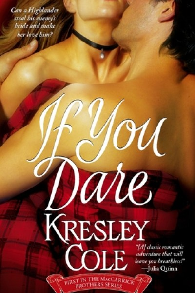Book Review-If You Dare