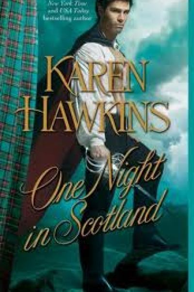 Book Review-One Night In Scotland