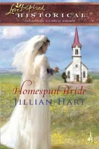 Short Book Review-Homespun Bride